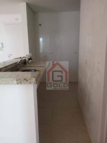 Apartamento com 2 dormitórios à venda, 55 m² por R$ 320.000 - Utinga - Santo André/SP - Foto 2