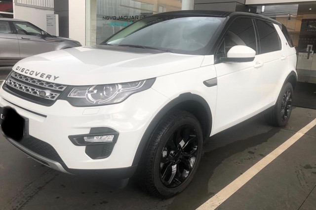Discovery sport hse diesel land rover