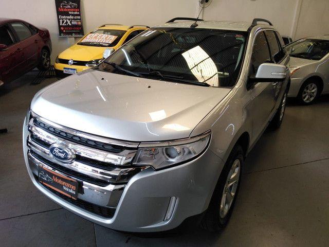 Edge SEL 3.5 V6 4x4 automático 2011 R$57900,00 - Foto 2
