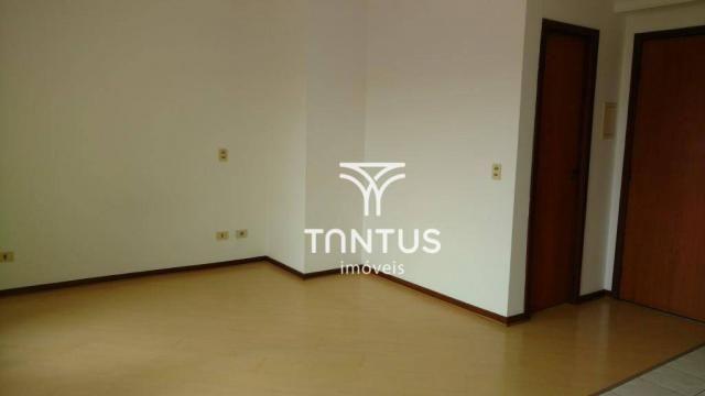 Studio com 1 dormitório para alugar, 39 m² por R$ 700/mês - São Francisco - Curitiba/PR - Foto 5