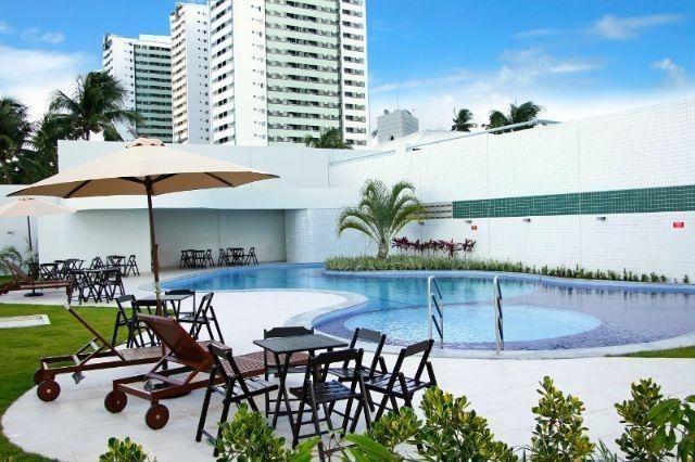 VM-Lindo apartamento à Beira-Mar do Janga - Edf Janga Prince - 03 Quartos - Foto 10