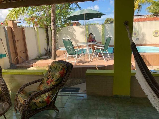 ATENÇÃO: SÓ VENDA! Linda casa com piscina em Catuama, Ponta de Pedras - Foto 13