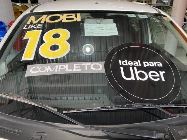 Fiat Mobi 1.0 Like 2017/2018 Apenas 22.000km - Foto 10