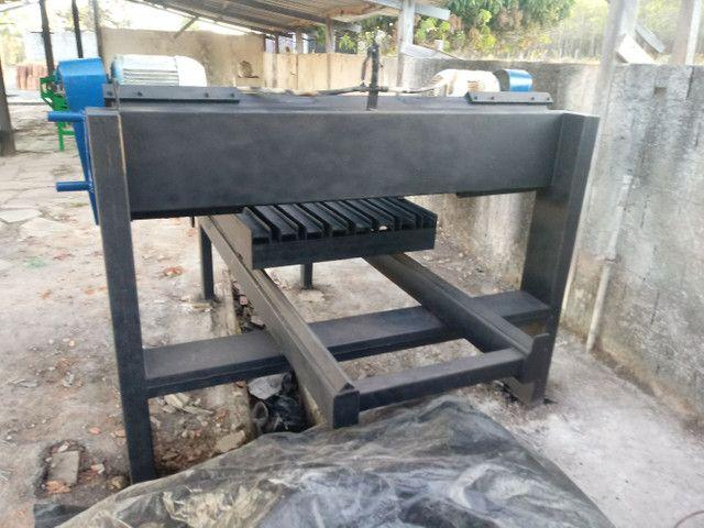Serraria - Máquina de Cortar Pedra - Foto 5