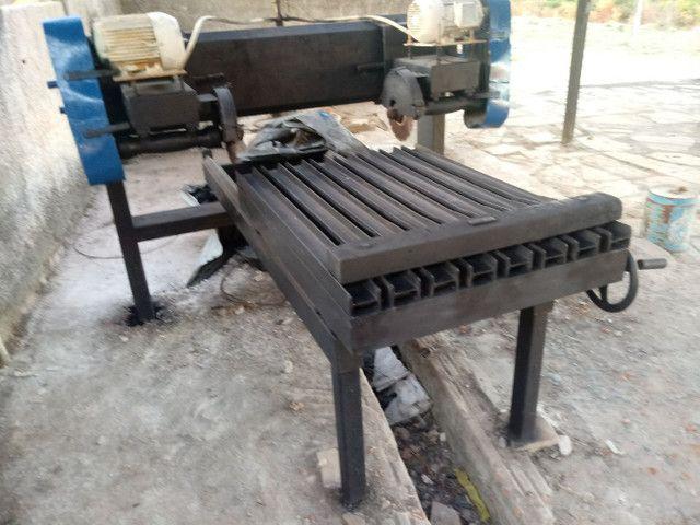 Serraria - Máquina de Cortar Pedra - Foto 2