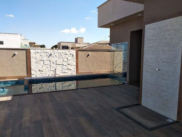 Casa Térrea Alto Padrão - 252 m² Área Construída + 575 m² Terreno - Jardins Lisboa! - Foto 12
