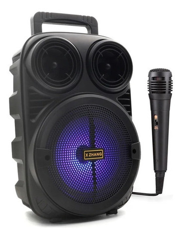 Caixa de Som Kamiso com microfone  - Foto 5