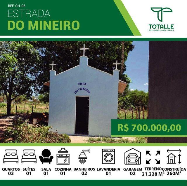 Chácara para venda na Estrada do Mineiro - Penápolis / SP (21.228m²)