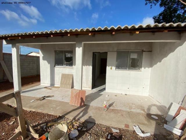 Casa para Venda em Várzea Grande, Colinas Verdejantes, 2 dormitórios, 1 banheiro, 2 vagas - Foto 11