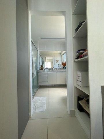 Ótimo apartamento no Residencial Alfredo Volpi, Bessa, 3 suítes + DCE, com linda vista  - Foto 12