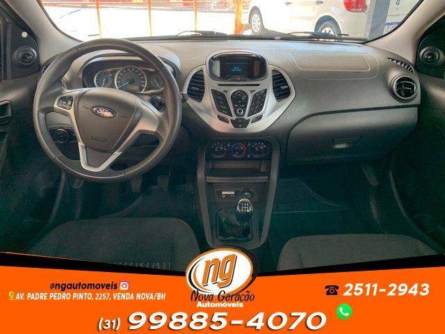 Ford Ka 1.0 SE 2017 Muito Novo - Foto 8