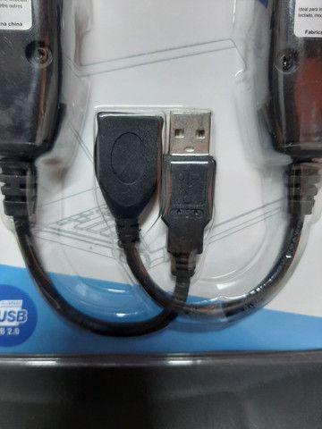 Extensor USB  via RJ45