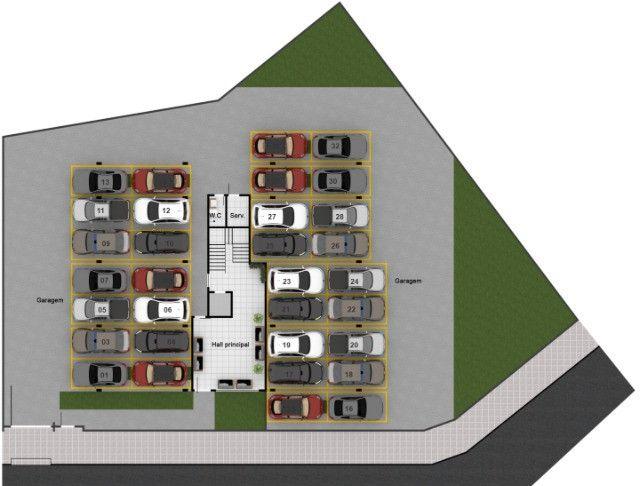 Oportunidade, apartamentos de 3 qtos com suíte e duas vagas no Santa Branca. - Foto 13