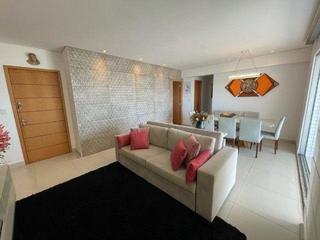 Ótimo apartamento no Residencial Alfredo Volpi, Bessa, 3 suítes + DCE, com linda vista  - Foto 7