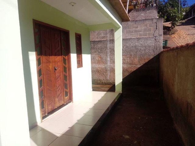 Vende_se casa em Santo Antônio do Canaã, Santa Teresa, ES