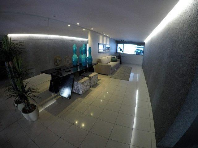 Apartamento de 126m², 3 suítes, 4 quartos, DCE, 3 vagas de garagem, Ponta Verde - Foto 19