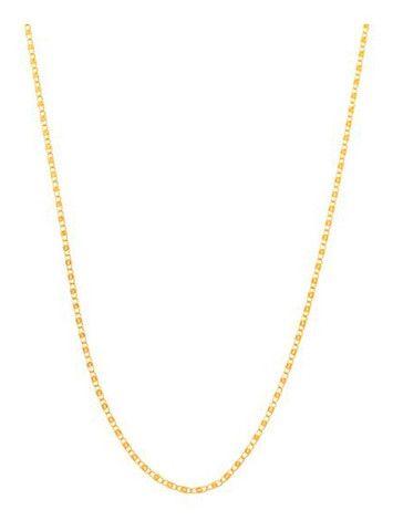 Rommanel Cordão Feminino Elo Mimosa Diamantado 50cm 530336 - Foto 2