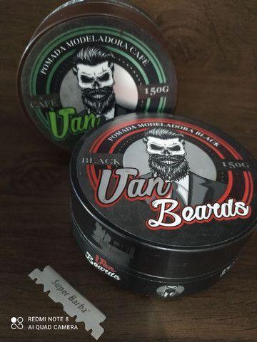 Shampoo para barba van beards - Foto 4