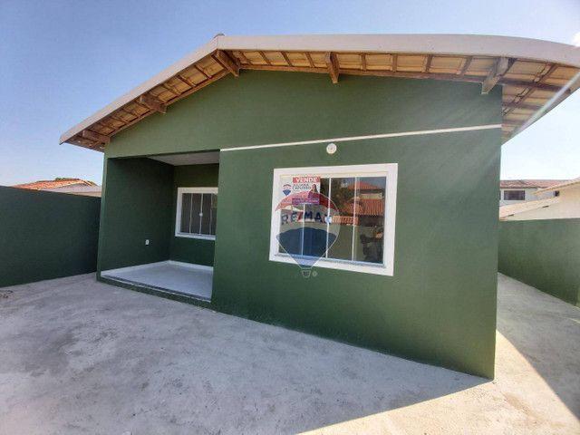 Casa com 2 dormitórios à venda, 67 m² por R$ 210.000 - Balneário das Conchas - São Pedro d - Foto 17