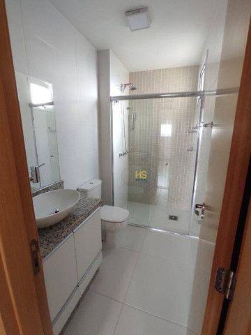 Apartamento com 3 dormitórios para alugar, 104 m² por R$ 2.500,00/mês - Cancelli - Cascave - Foto 7