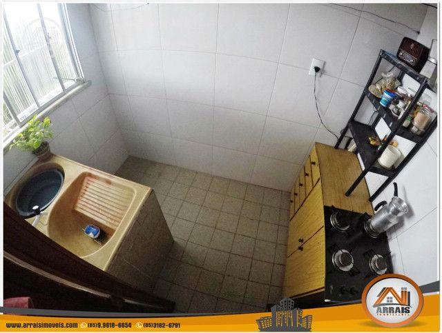 Apartamento à venda, 106 m² por R$ 200.000,00 - Vila União - Fortaleza/CE - Foto 14