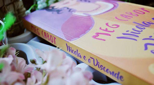 Livro: Nicola e o Visconde  - Foto 2