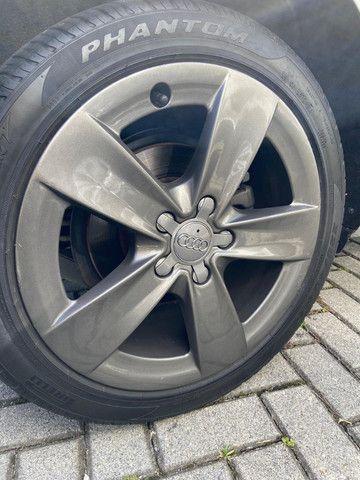 Jogo de Rodas Audi aro 17 - Foto 2