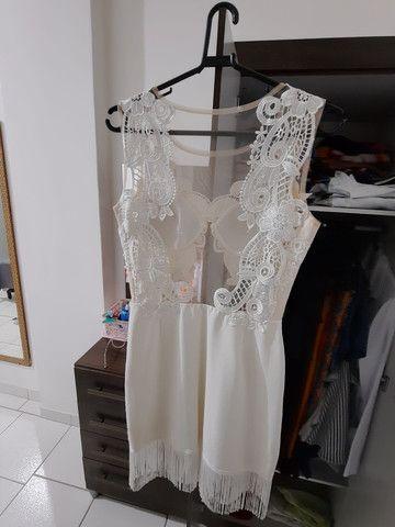 Vestido para noiva no civil - Foto 2