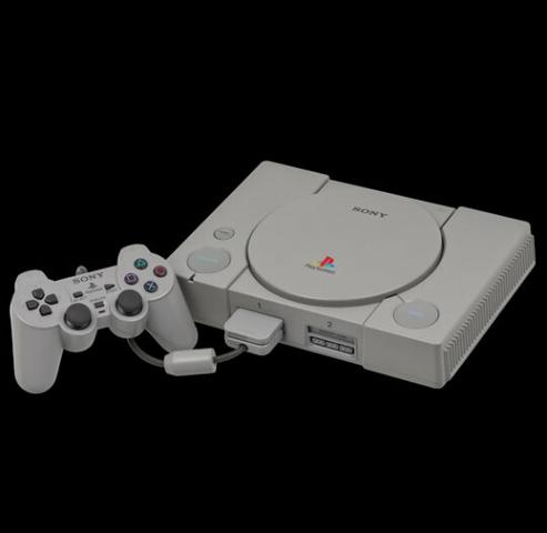 Playstation 1 PSONE *leia