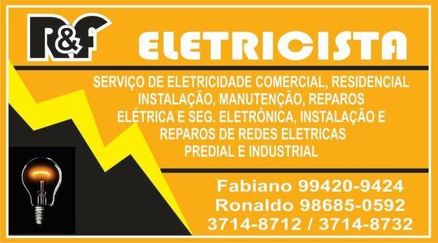 Serviço de elétrica