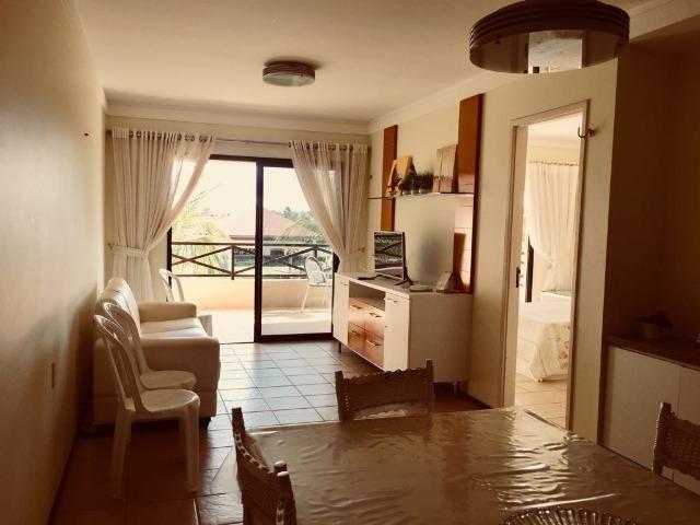 Apto temporada Aquaville 2 suites, próximo Beach Park no Porto das Dunas - Foto 8