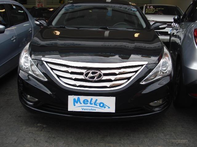 Hyundai Sonata Gls 2.4 4p Gasolina Automatico + Teto