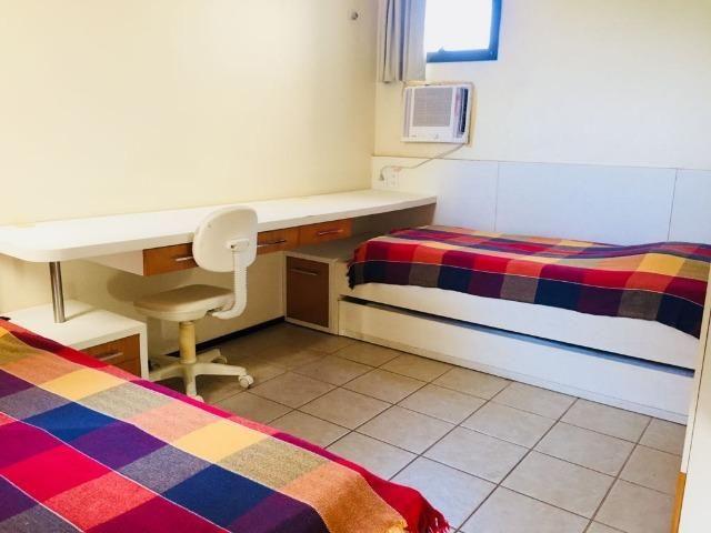 Apto temporada Aquaville 2 suites, próximo Beach Park no Porto das Dunas - Foto 5