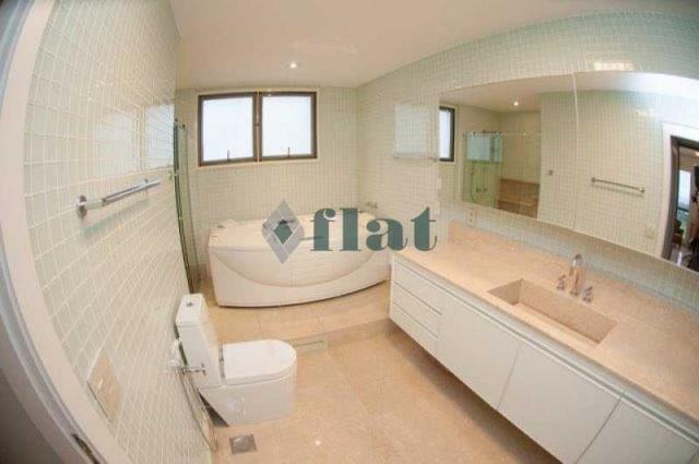 Apartamento à venda com 5 dormitórios em Barra da tijuca, Rio de janeiro cod:FLAP50004 - Foto 10