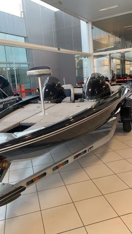 Bass Boat Quest 290 + carreta trucada - Foto 4