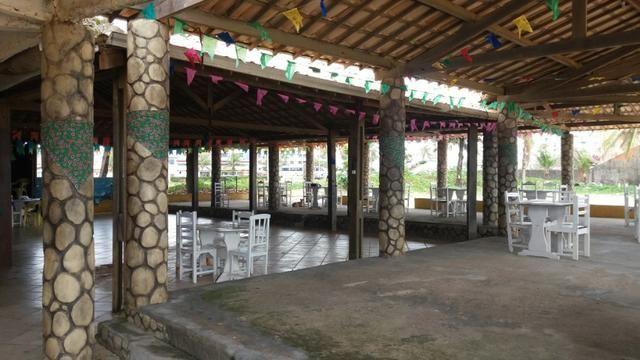 Bar Restaurante c/2.000 m² de área, na Orlinha da Coroa do Meio - Praia de Atalaia - Foto 7