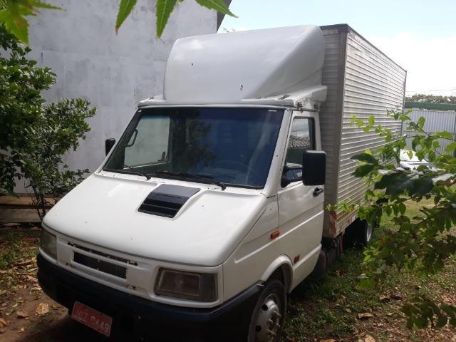 Caminhão Bau Iceco Dayli 3510 2003 - Foto 3