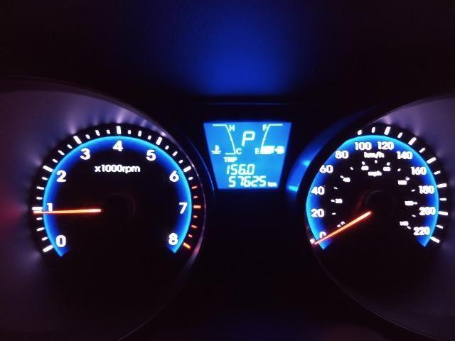 Hyundai Ix35 2.0 Mmfi Gls 16v Flex 4p Automático 2015 ( Botão Start ) - Foto 4