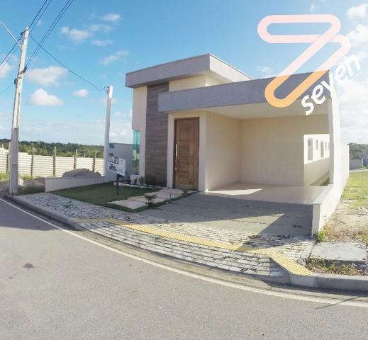 Casa - Ecoville 1 - 3 su?tes - 110m² - Pode financiar -SN - Foto 3