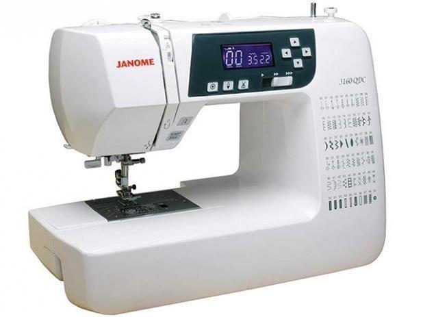 Máquina de costura Janome - Foto 3