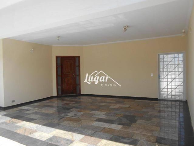 Casa para alugar por R$ 3.500,00/mês - Alto Cafezal - Marília/SP - Foto 4