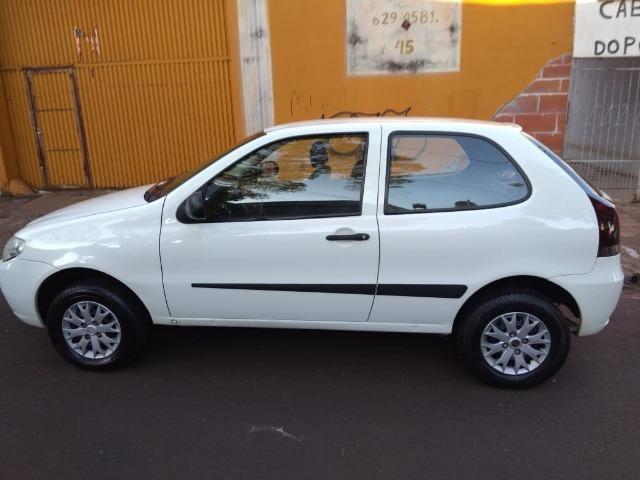 Fiat Palio Fire Economy 2011 flex