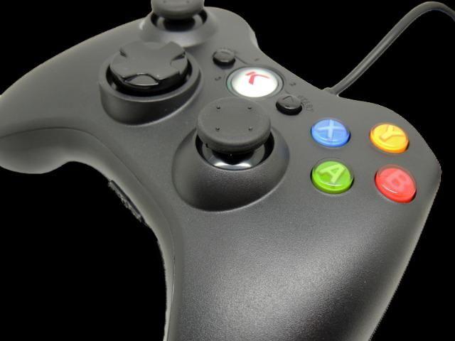 Controle P/ Xbox360 com Fio