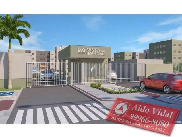 ARV 29- 2Q+1 Pare de pagar aluguel, Condomínio Vista do Horizonte, J. Limoeiro - Foto 5