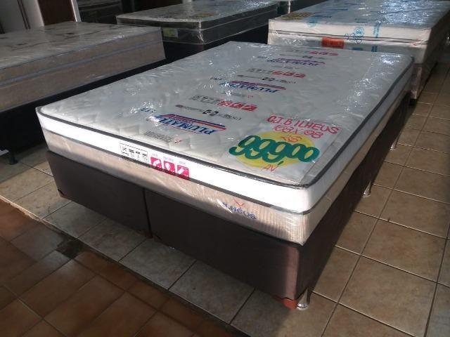 Cama queen size ilheus super promoção apenas 899 a vista - Foto 2