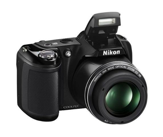 Camera Semi-Profissional Nikon L330