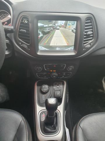 Jeep compass 2019 logitude diesel 4x4 9 mil km rodado unico dono extra!!! - Foto 5