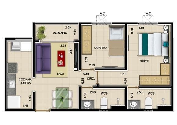 Vendo lindo apartamento por trás da Carajás - Foto 14