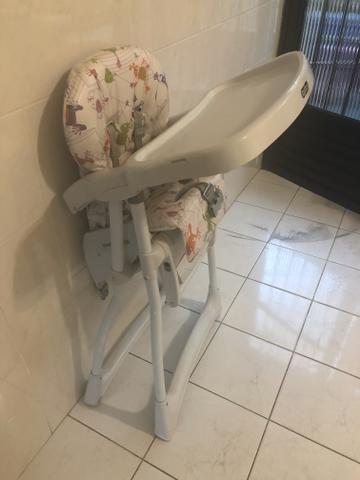 Cadeira de alimentação Burigotto - Foto 5