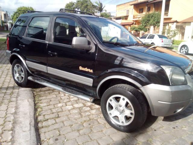 Ford Ecosport 2007 1.6 freestyle completa